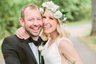 Real Arkansas Wedding: Kim Lane & Aaron Duvall of Conway
