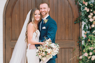 Real Arkansas Wedding: Bailey Grissom of Conway & James Lacy of Texarkana