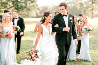 Real Arkansas Wedding: Parker Schmidly of Fort Smith & Hunter Henry of Little Rock