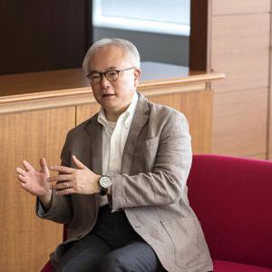 Japanese Delegate Stresses Economic Ties to Arkansas