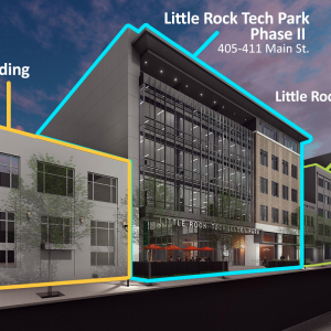 Tech Park Shows Off Phase II; Budget Expected in February