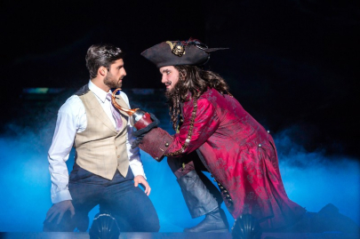 Meet 'Finding Neverland's' Captain Hook, Conor McGiffin