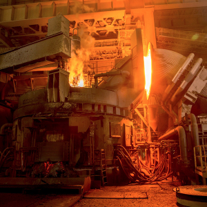 Big River, Big Gift: Osceola Steel Mill 'Keeps On Giving'