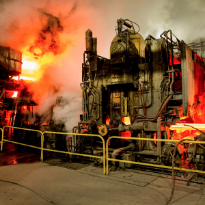 $4.8M From CARES Act to Support NEA Steelmakers, Manufacturers