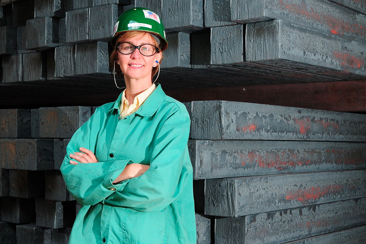 Nucor and Arkansas: Magnet and Steel