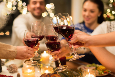 How to Pair Wine With Your Christmas Dinner