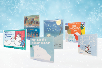 Book Club: 6 Snowy Reads for Your Kids