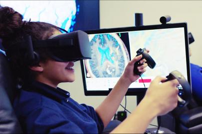 'CrashCourse' VR Program Educates High School Students on Concussions