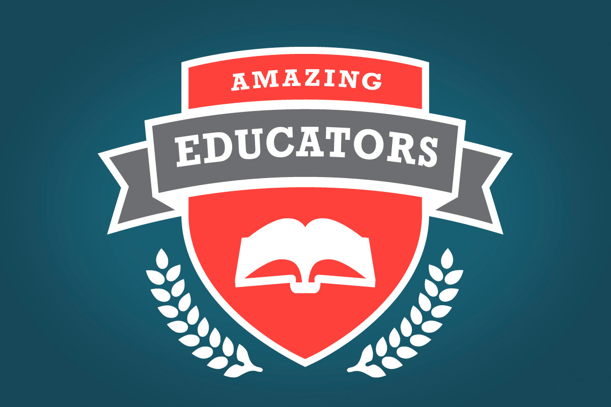 Amazing Educators logo title