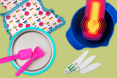 10 Kid-Friendly Kitchen Gadgets Can Make Cooking Easy & Fun