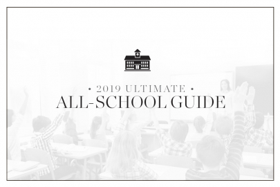 Soirée's 2019 Ultimate All-School Guide