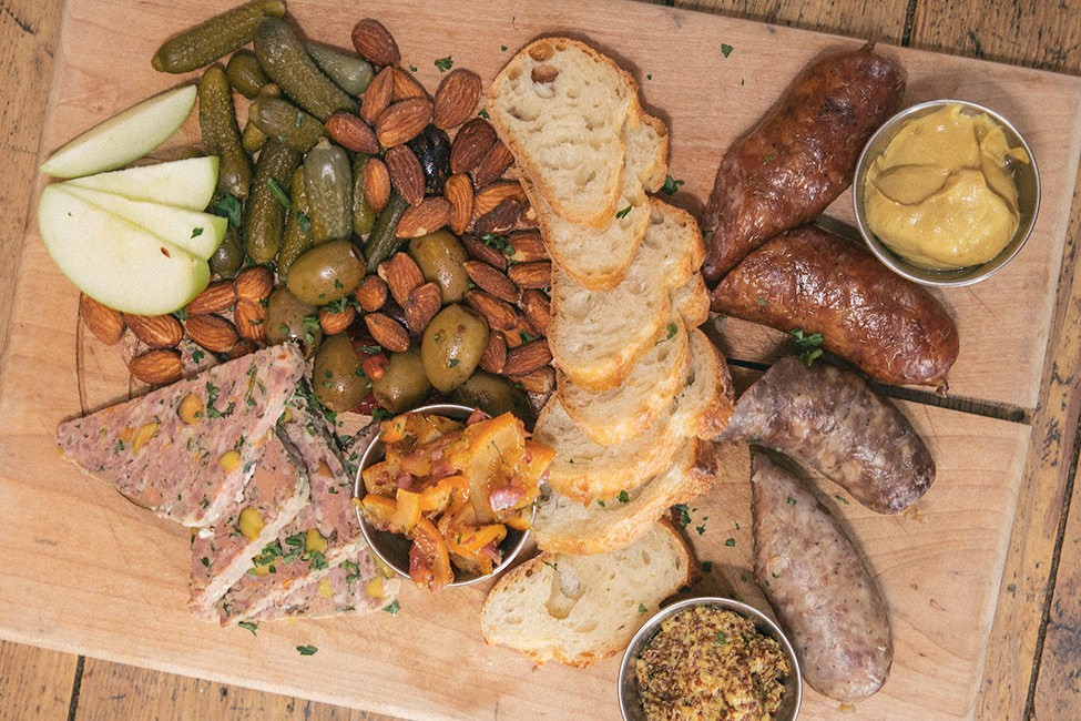 Getting On Board With Charcuterie