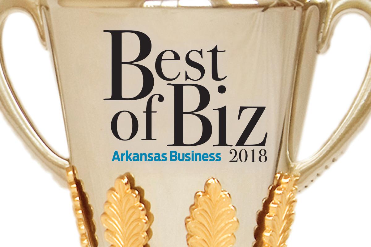 Arkansas Business Best of Biz 2018 (Advertising Section)