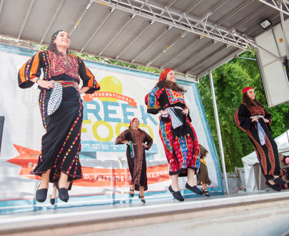 3 Things to Know About This Year's International Greek Food Festival