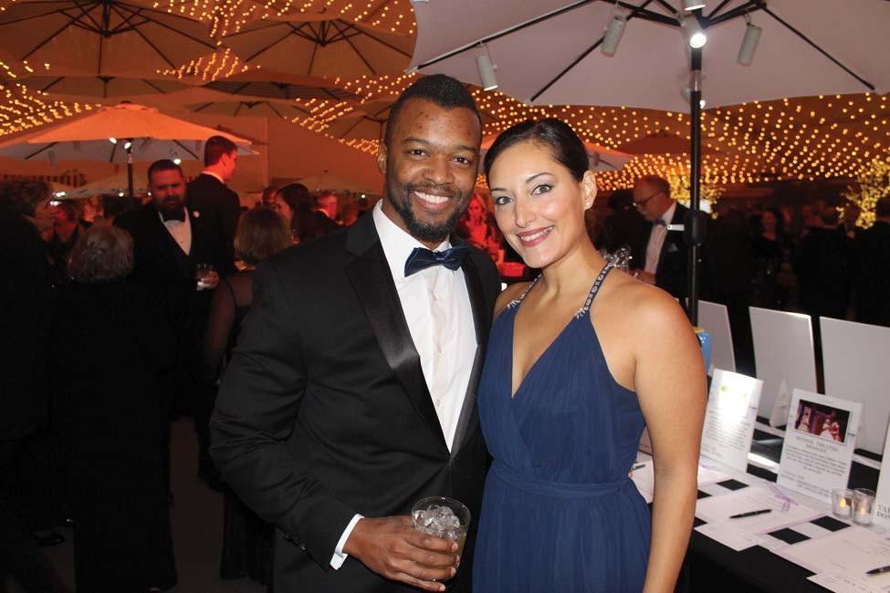 Adam and Erika Johnson
