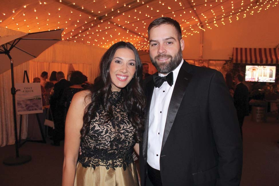 Ashley and Eric Merriman