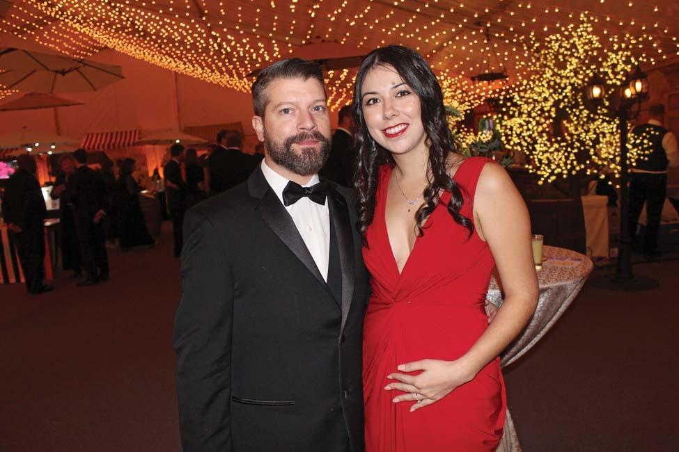 Damon and Jennifer Crawford