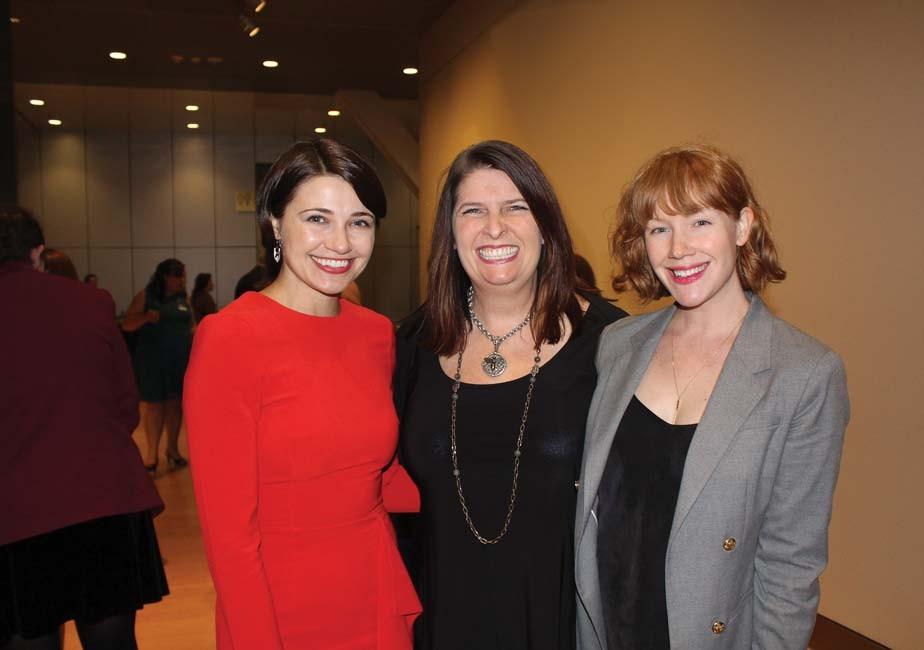 Amanda Seevers, Natalie Ghidotti, Kathryn Heller