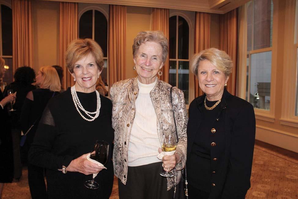 Ann Lewis, Joanne Riddick, Stuart Cobb