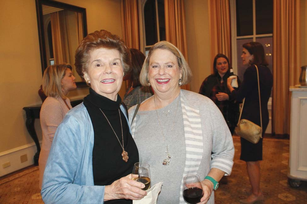 Diane Carroll, Carmen McHaney