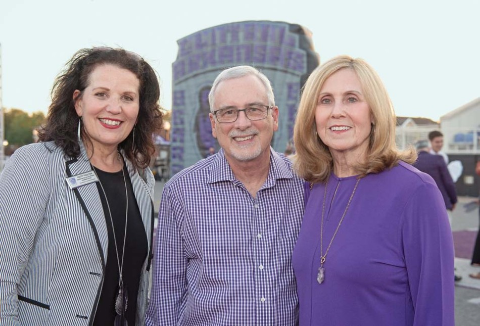 Patricia Poulter, Judge Larry and Shelia Vaught