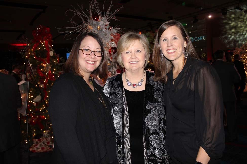 Jennie Beard, Karen Henson, Robyn Barton
