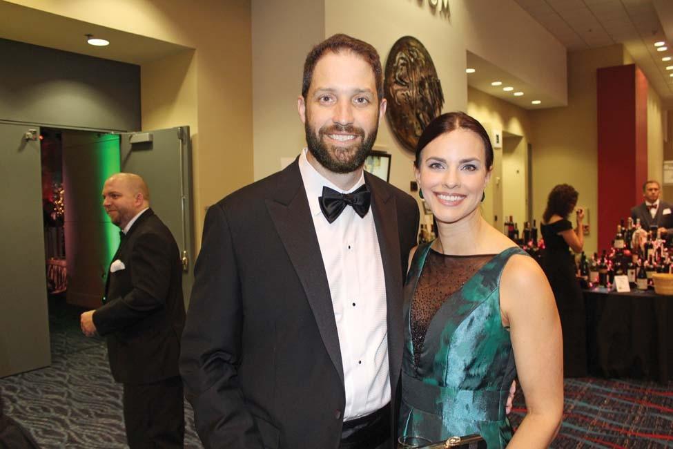 Jake and Marisa Nabholz