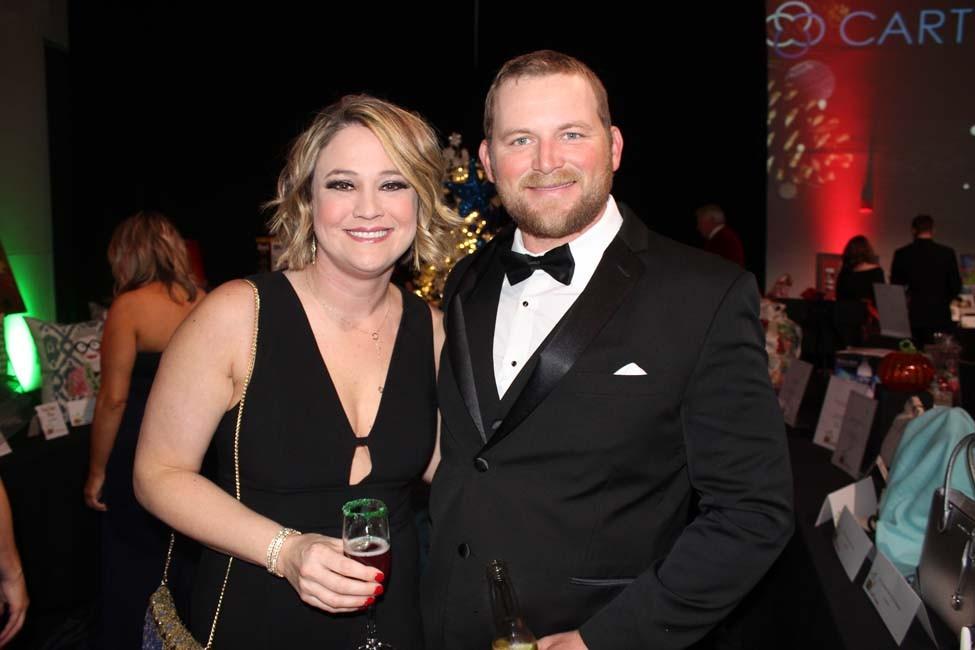 Kristin and Landon Voigt
