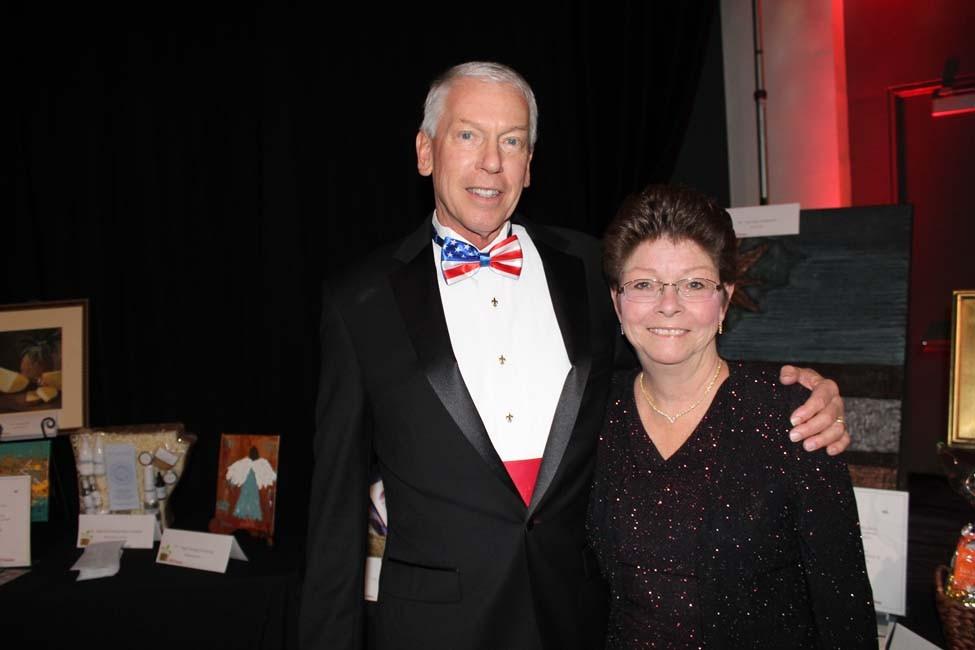 Tom and Rhonda Landers