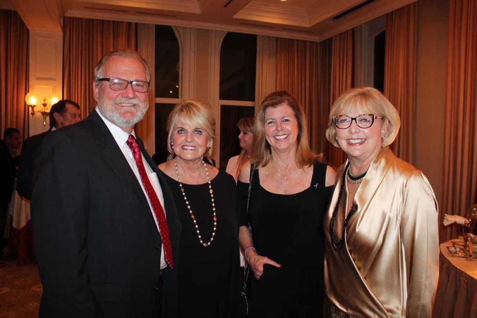 Van McClendon and Sandra Storment, Cathy Browne, Millie Ward