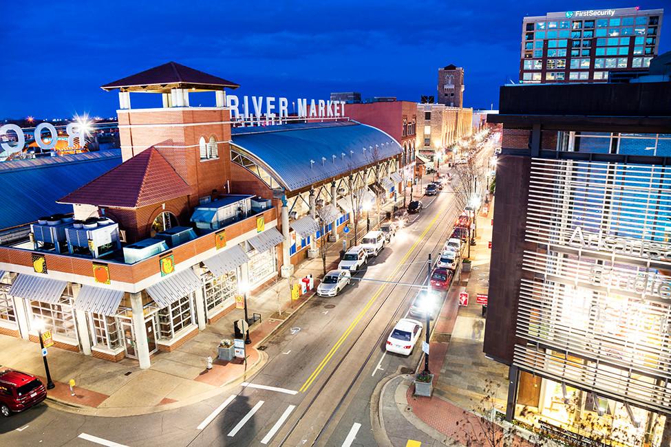 Metro Little Rock Downtown