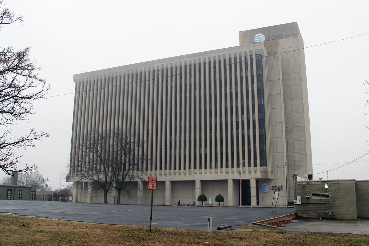 New Owners to Redevelop 10-Story AT&T Building in Little Rock
