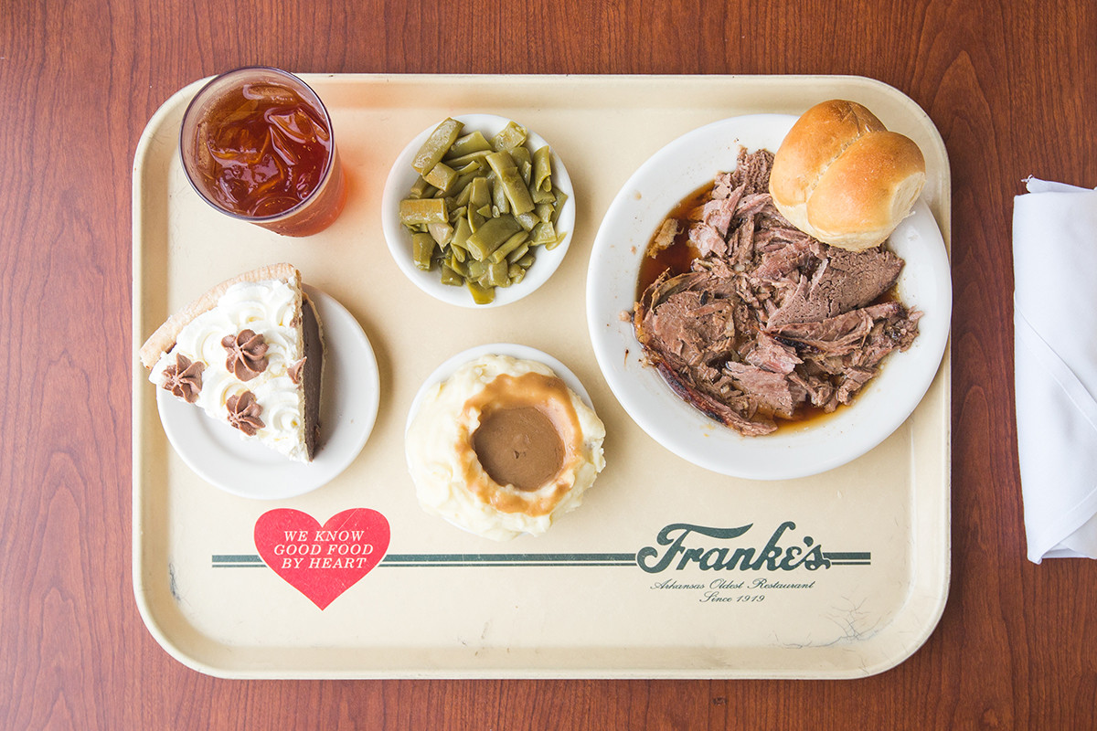Franke's Closes Downtown Cafeteria