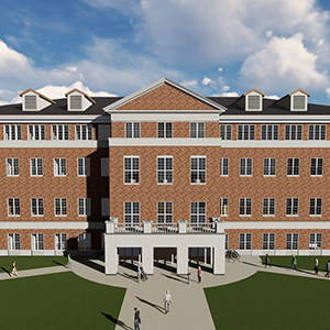 UCA Starts Work on $38M Integrated Health Sciences Building