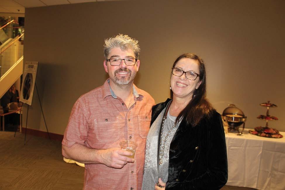 Todd Graham, Cindy Riley