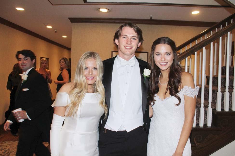 Madeline Tabor, Jackson Owens, Jaclyn Pugh