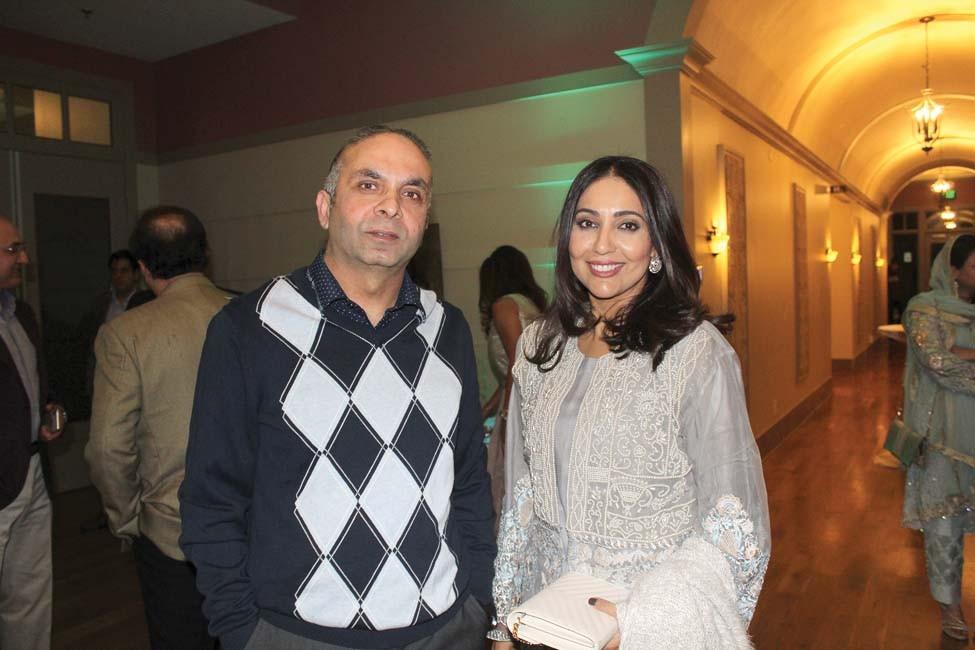 Naeem and Dr. Naureen Sheikh