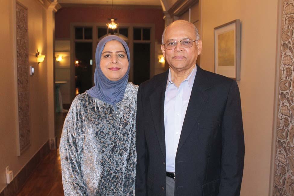 Dr. Sabahat Mohsin, Mohsin Syed