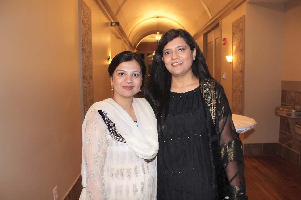 Wajeeha Tahir, Dr. Aisha Siraj