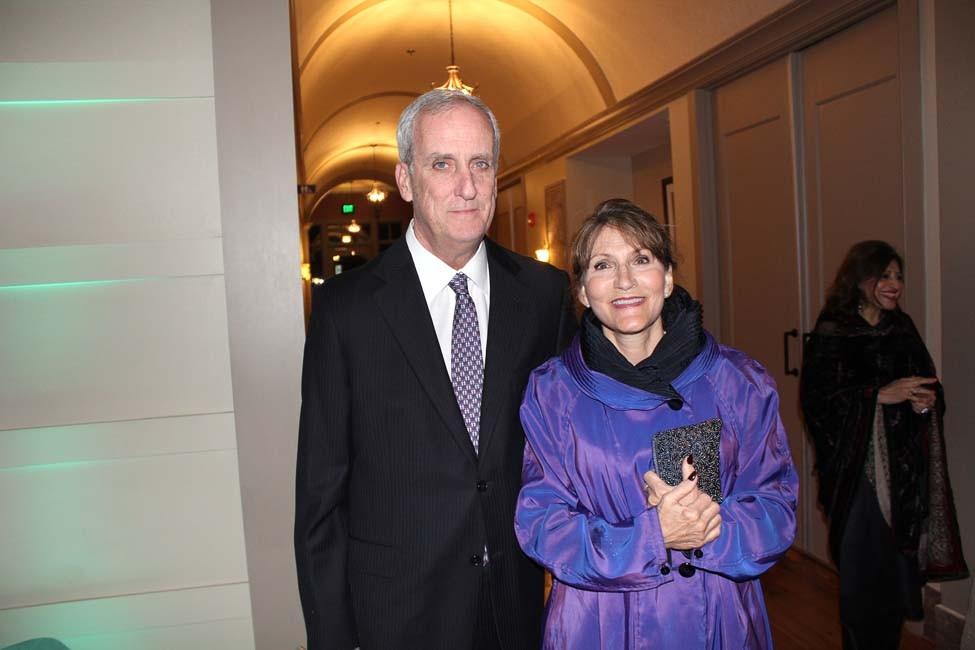 John and Dr. Terri Crook