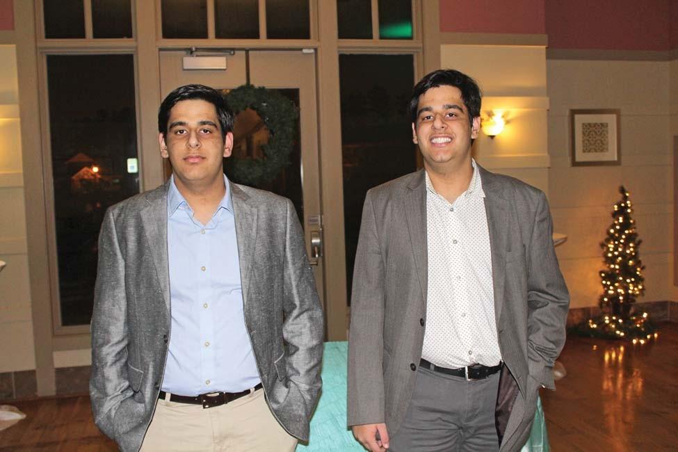 Shiraz Atif, Haris Atif