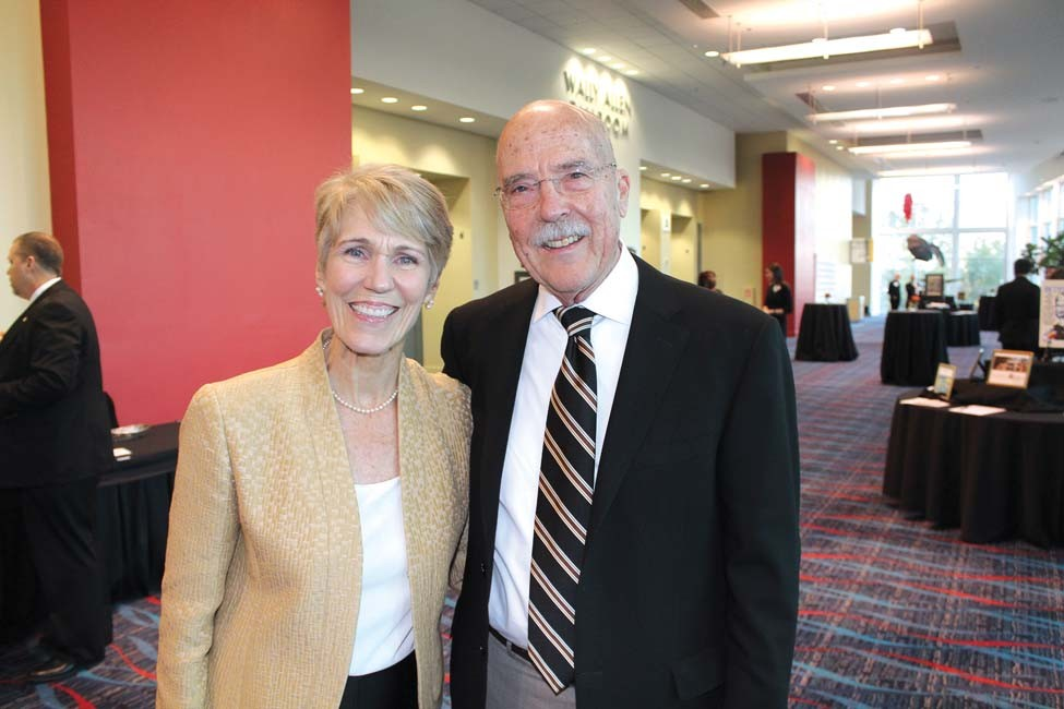 Sarah and Bob Cearley