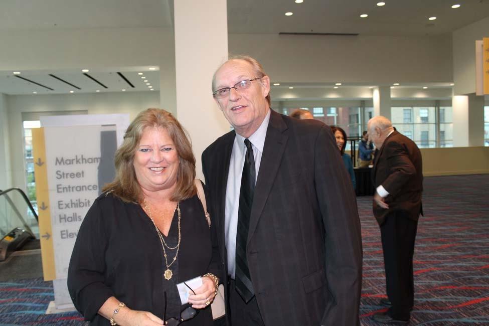 Jill and Skip Mooney