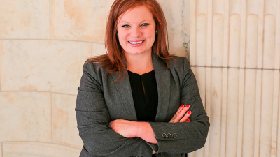 Jessica Clowser Burkham to Direct Farm Bureau Policy (Movers & Shakers)