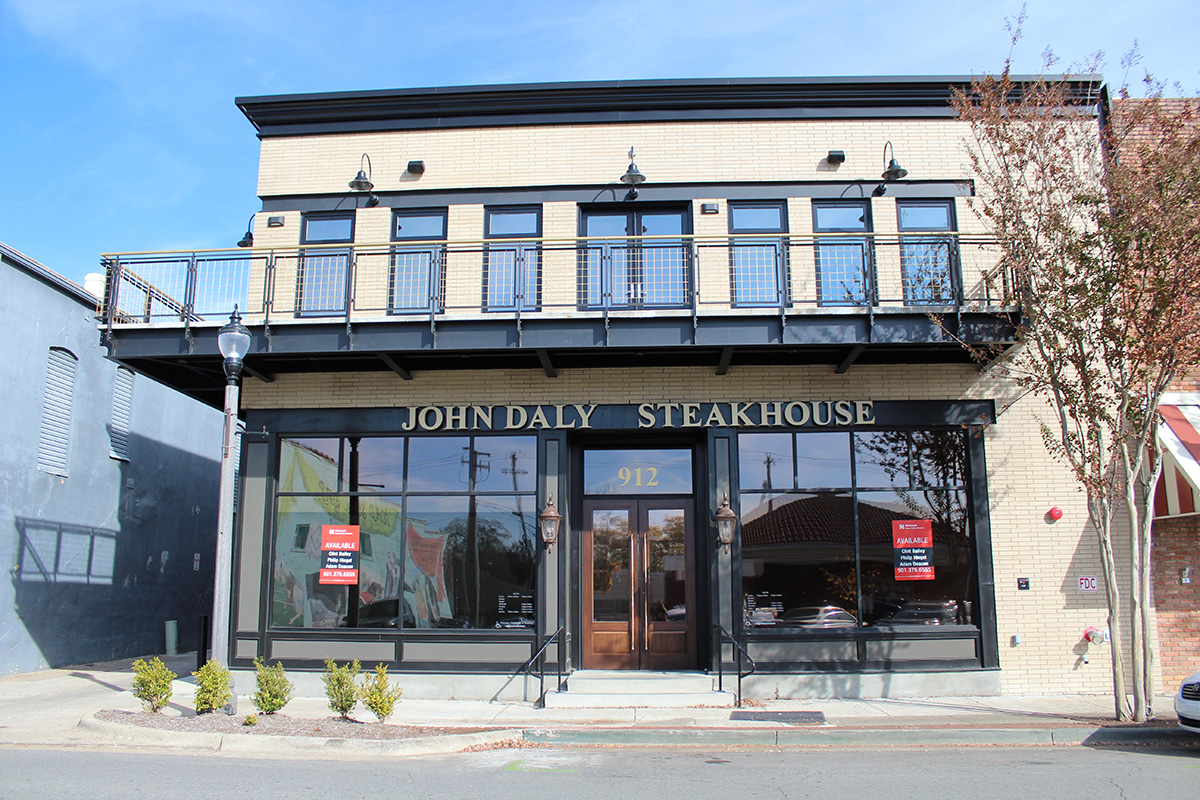 Partner in John Daly Steakhouse Venture Files for Bankruptcy