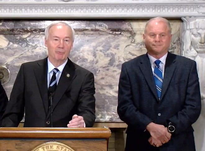 Arkansas Highway Funding Bill Heads to Governor's Desk