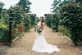 Baylee's Magic Moss Mountain Bridal Sesh