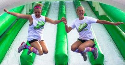 The Great Inflatable Race Coming in March