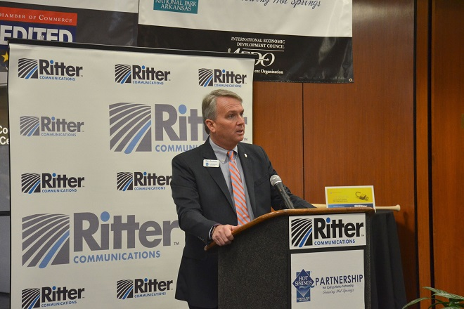 Ritter Communications Announces $7M Hot Springs Project