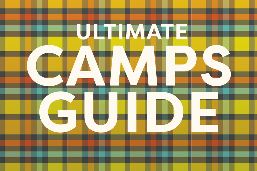 Ultimate Summer Camps Guide 2019 TItle